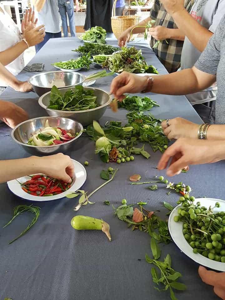 Workshop ความมั่นคงทางอาหารของชาวคณะเครือข่ายพัฒนาศักยภาพผู้นำด้านสุขภาวะ